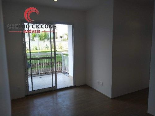 Imagem 1 de 15 de Apartamento A Venda No Bairro Ceramica - V-4774