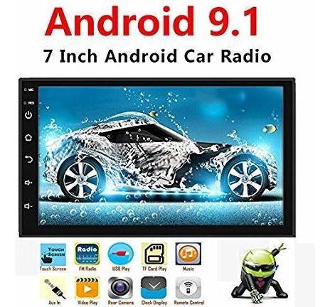 Radio Multimedia Android 9.1 Para Auto.