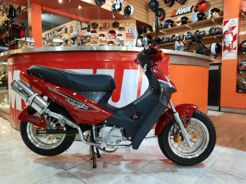 Corven Energy 110 Tunning 0km  Tamburrino Motos