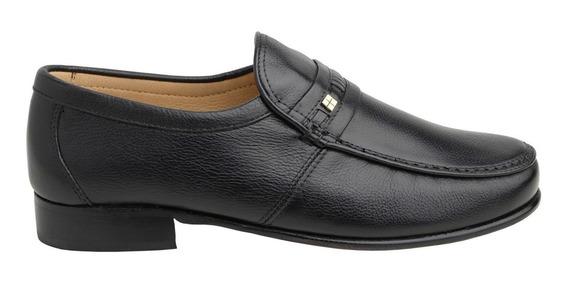 Zapatos Ringo Clásico Negro (hombre)