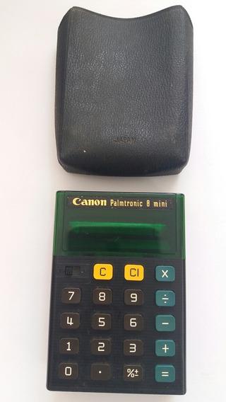Calculadora Canon Palmtronic 8 Mini