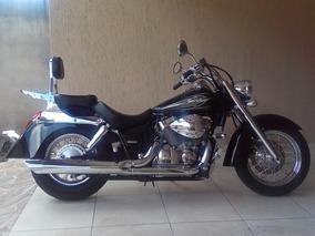 Moto Honda Shadow 750 Cc - 2008 - Muito Linda