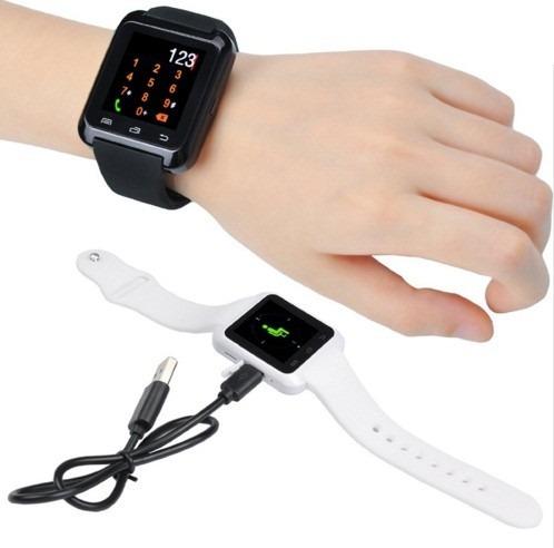 Reloj Celular Via Bluetooth Smart Watch Llamadas Mensajes...