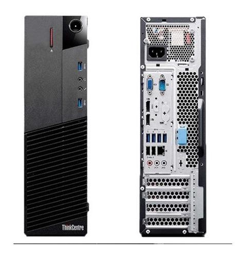 Cpu Desktop Lenovo E73 I5-4570s 8gb Ssd 240gb Envio Já!!