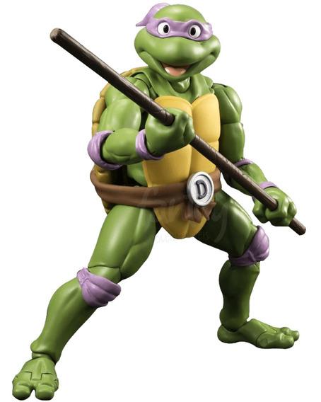 Donatello Teenage Mutant Ninja Turtles - S.h.figuarts Bandai