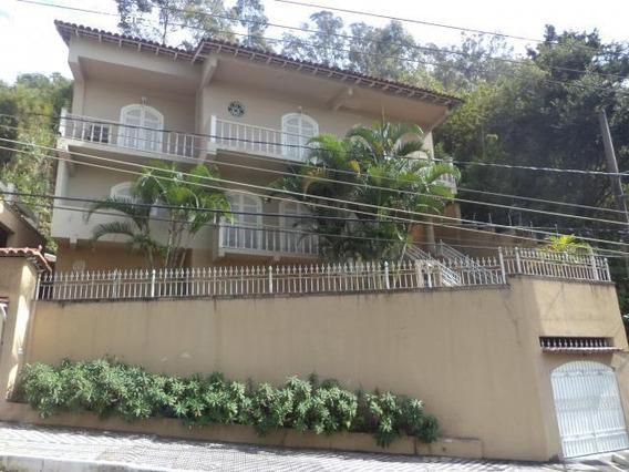 Casa Para Venda Em Barra Mansa, Centro, 4 Dormitórios, 1 Suíte, 3 Banheiros, 3 Vagas - C207_1-157929
