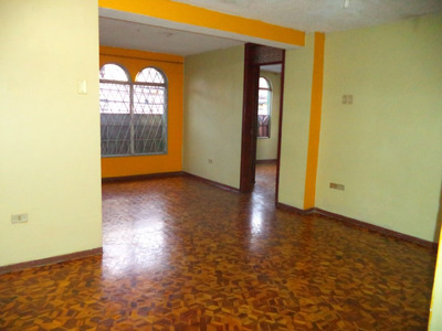 Arriendo Departamento 90m2 Sector Sur De Quito- Barrionuevo