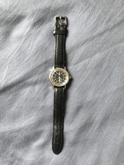 Relógio Bulgari Solotempo Pulseira De Couro