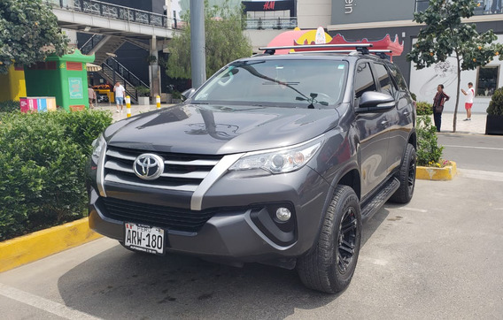 Se Vende Toyota Fortuner Año 2016