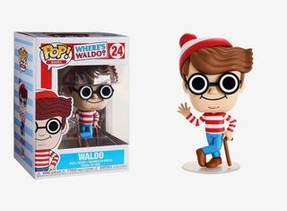 Funko Pop | Dónde Está Wally? Where