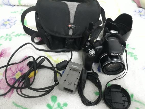 Câmera Digital Semi Profissional Sony