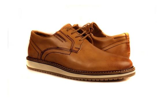 Zapatos De Moda Piel Hombre Con Envio Urban Access 4107