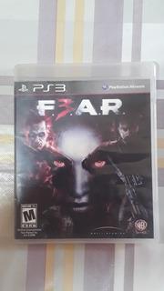 Juego Playstation 3. F.ea.r.