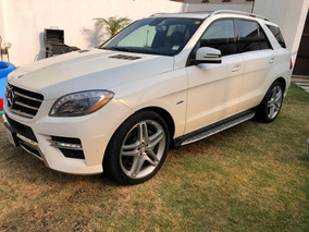 Mercedes-benz Clase M 5.5l Ml 500 Lujo Mt 2012