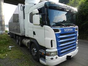 Scania 124 380 6x2 2009 Original