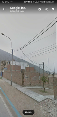 Terreno Saneado Zona Urbana La Molina
