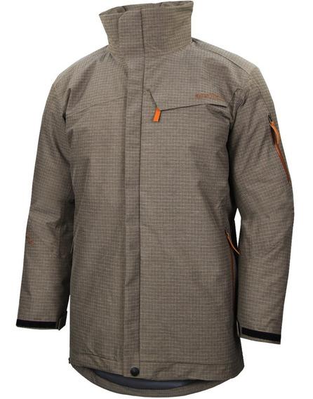 Campera Ansilta Terra Hombre Gore Tex Impermeable Abrigo Ahora 12 Y Ahora 18