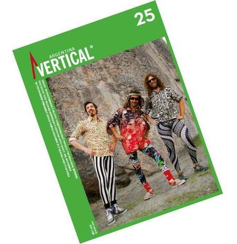 Revista Vertical Numero 25  Escalada Montañismo Alta Montaña
