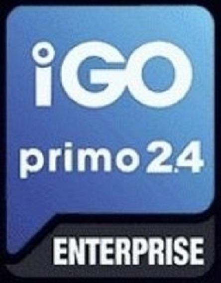 Atualização Gps 2019 Igo Primo - Enterprise Edition Here Q4