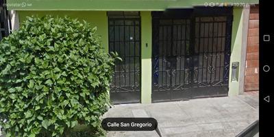 Venta O Anticresis De Casa En Urb,san Diego Distrito S.m.p.