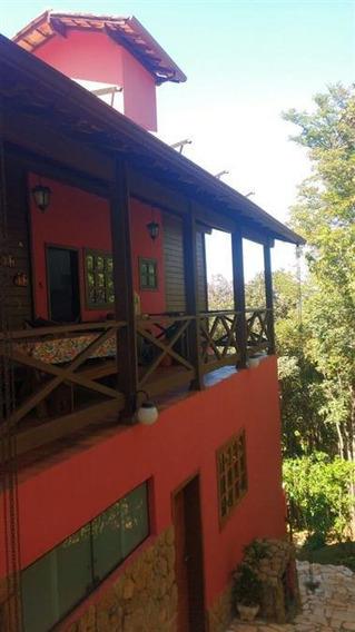 Casa Em Condomínio Com 4 Quartos Para Comprar No Condomínio Retiro Do Chalé Em Brumadinho/mg - 472