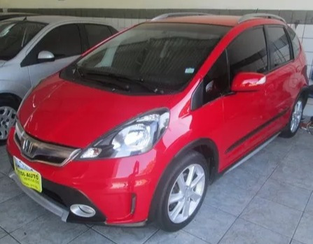Honda Fit 1.5 Flex Aut. 5p