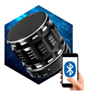 Parlante Portatil Led 3w Bluetooth Luz Velador Micro Sd Usb