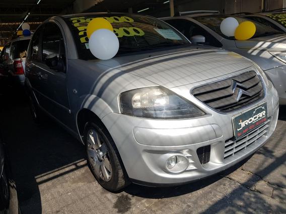 Citroën C3 1.6 2012 16v Exclusive Flex Aut. 5p