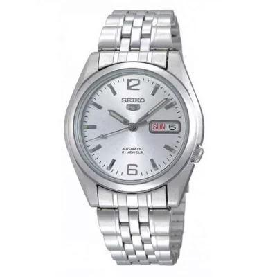 Relógio Seiko 5 Automático 21jewels Aço Fundido
