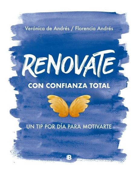 Libro Renovate Con Confianza Total - Verónica De Andrés