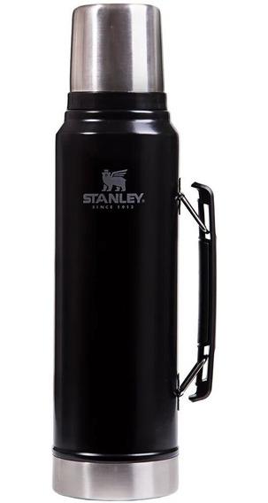 Termo Stanley 1lts Pico Cebador Original New Model Black