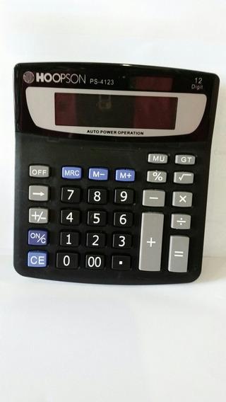 Calculadora Atacado 12 Dígitos Original Kit 25 Unid