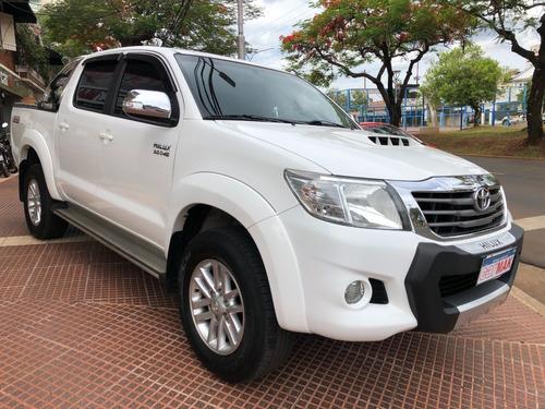 Toyota Hilux Srv 3.0 Tdi 2013
