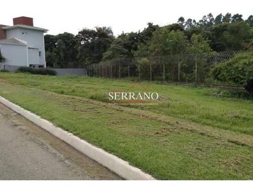 Terreno À Venda, 613 M² Por R$ 290.000,00 - Condomínio Reserva Dos Vinhedos - Louveira/sp - Te0357