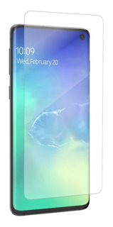 Mica De Cristal Templado Plano 9h Galaxy S10 Plus Sm-g975
