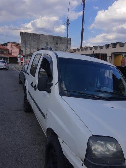 Fiat Doblo Cargo 2004 1.8 4p
