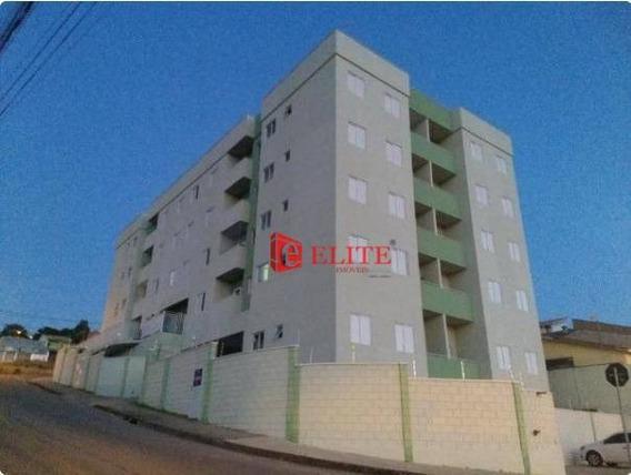 Minha Casa Minha Vida Apartamento Com 2 Dormitórios À Venda, 55 M² Por R$ 169.500 - Jardim Dos Bandeirantes - São José Dos Campos/sp - Ap3339