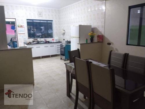 Imagem 1 de 19 de Imob01 - Sobrado 161 M² - Venda - 3 Dormitórios - Alvarenga - São Bernardo Do Campo/sp - So0345
