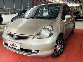 Honda Fit Lx 1.4 16v Gasolina Mec 2005