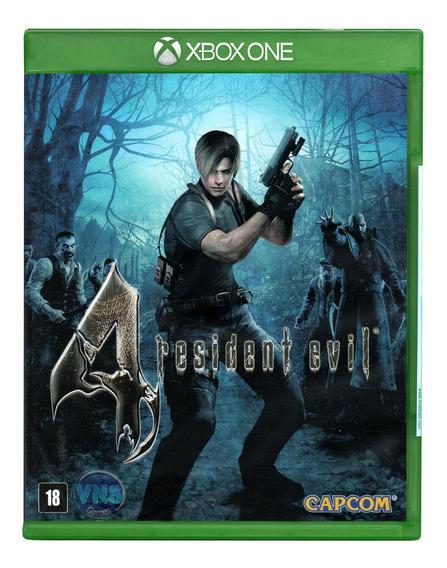 Resident Evil 4 - Xbox One - Mídia Física - Lacrado