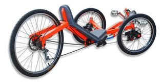 Projeto Bike Pathfinder Trike