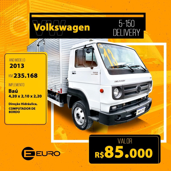 Vw 5-150 Delivery