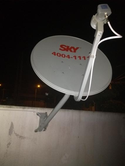Antena Parabolica Da Claro Da Oi Tv ..