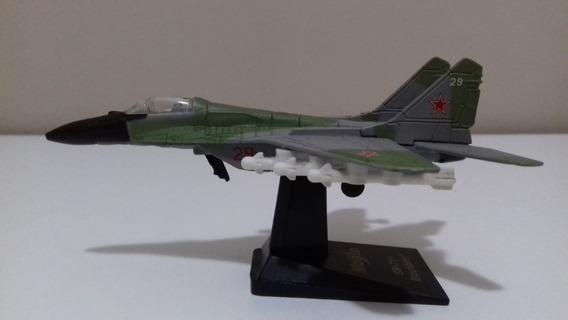 Avião Mig-29 Fulcrun - Miniatura - Maisto