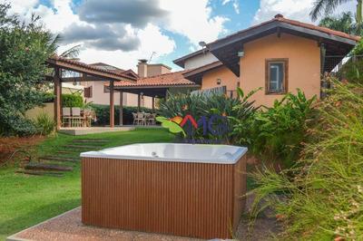 Casa Residencial À Venda, Residencial Osato, Atibaia. - Ca0197