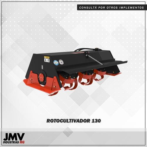 Implemento Rotovator Rotocultivador. P/ Minicargadora
