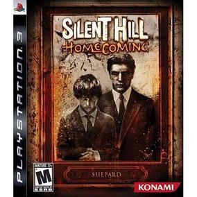 Silent Hill Homecoming Ps3 Lacrado