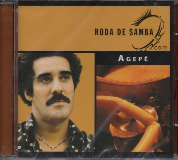 Cd Agepê - Roda De Samba
