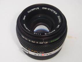 Ultimo Dia Lente Olympus Om 50mm F1.8 Mc Sony Canon 5d §§§