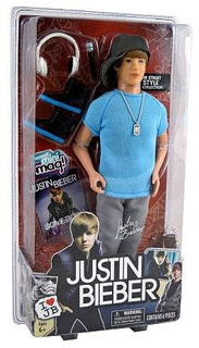 Justin Bieber Muñecas Básicas: Calle